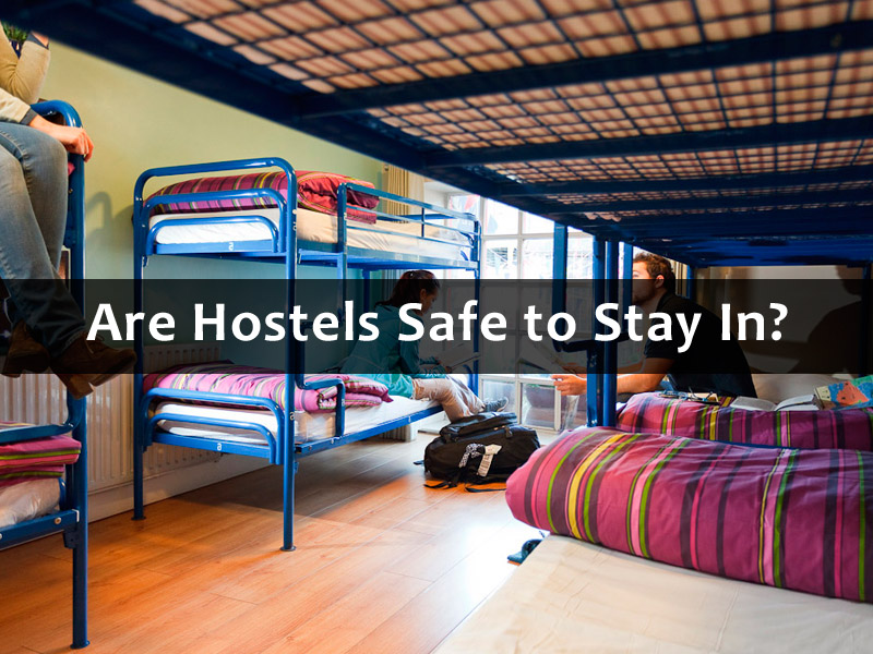 stay in hostel