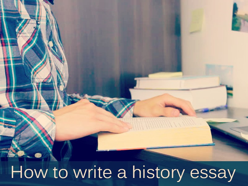 historical essay writing tips