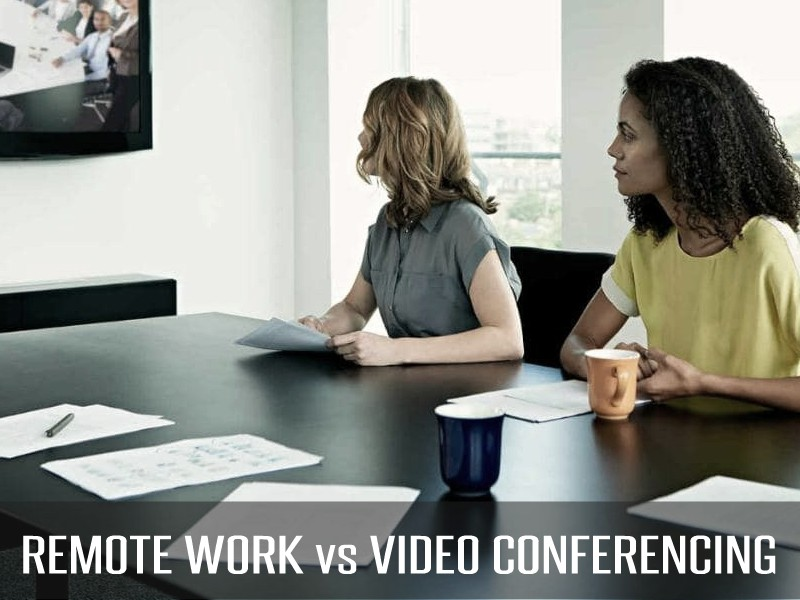 video conferencing at work