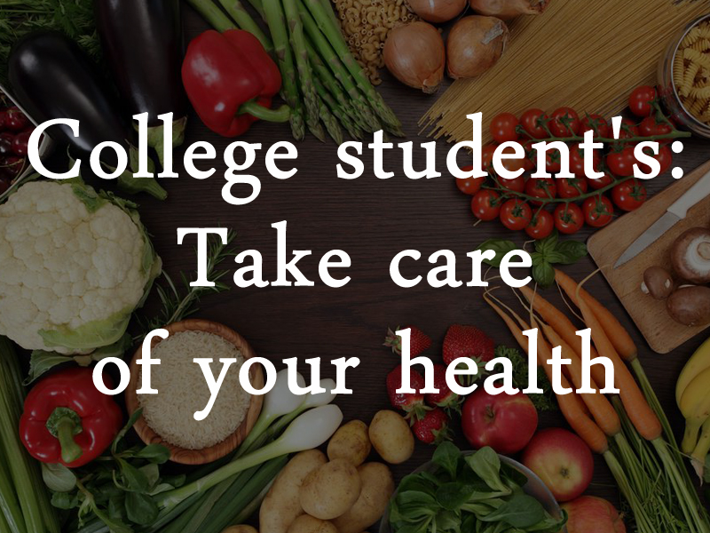 College_students_Take_care_of_your_health