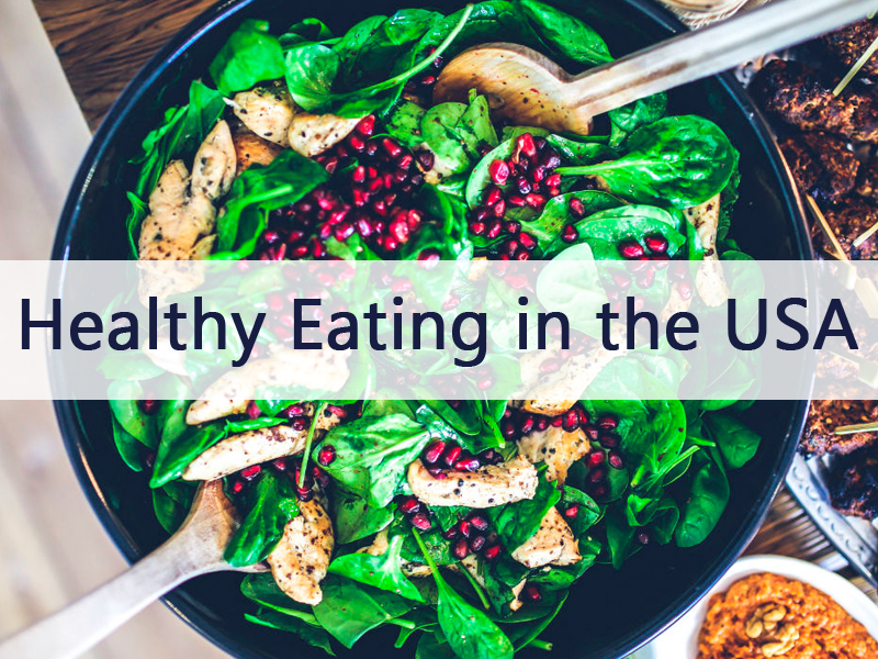 Healthy Eating in the USA