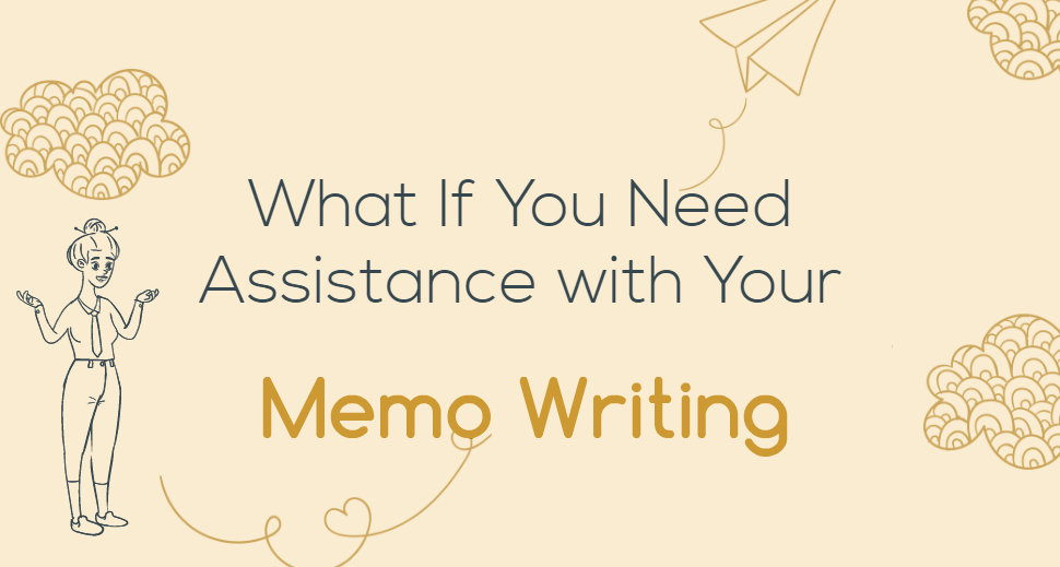 Buy Memo Writing