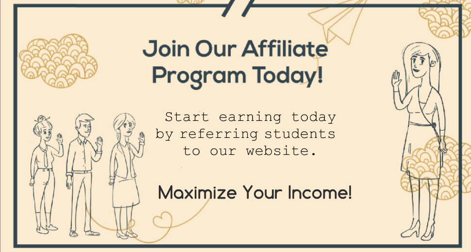 custom writing services Affiliate Program